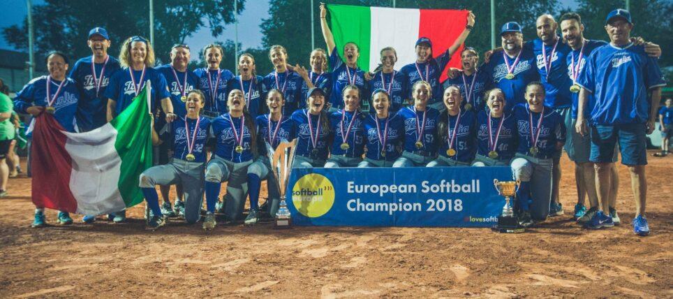 ITALIA UNDER 19 CAMPIONE D'EUROPA